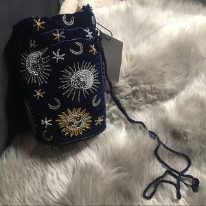 Super cute mini bucket bag